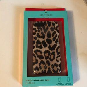 Kate Spade leopard-print iPhone 5 case